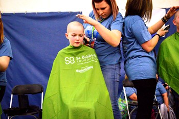 NCCS Bald Vikes raise over $55,000
