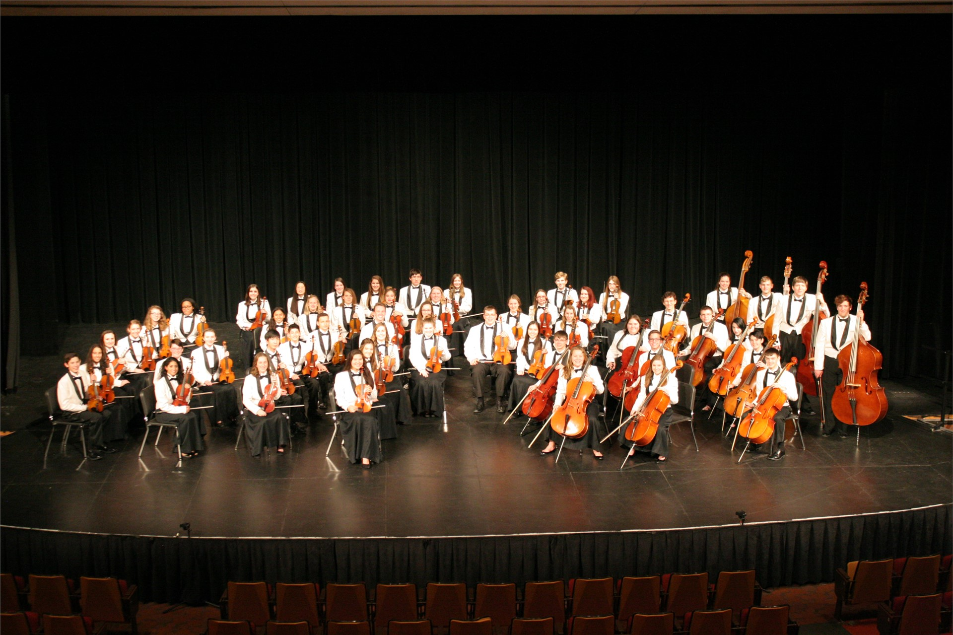 2017-2018 String Orchestra