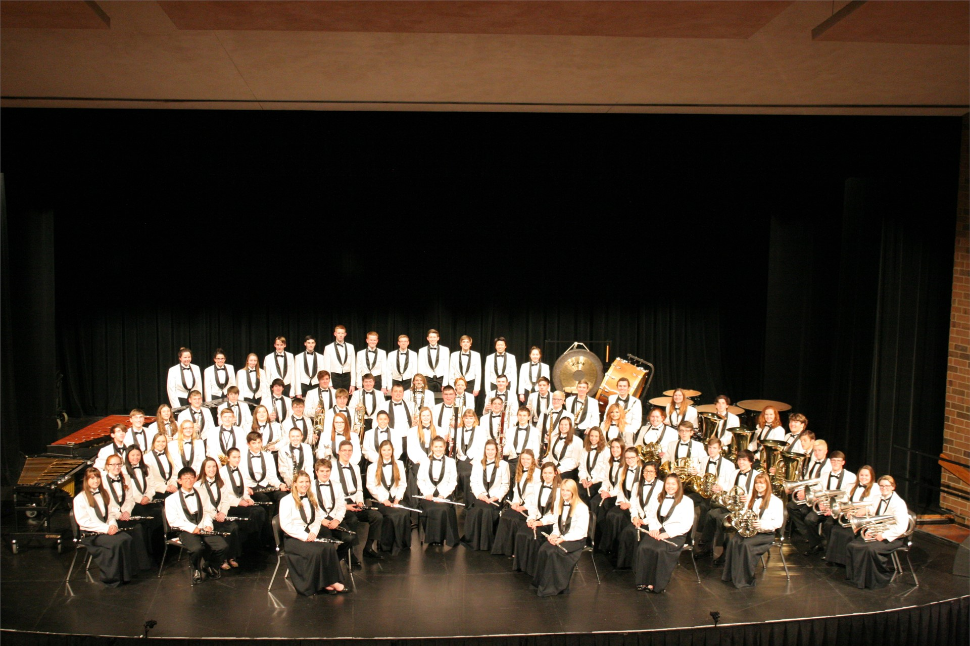 2017-2018 Hoover Full Orchestra
