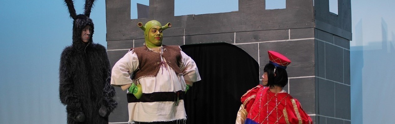 Scene from Shrek
