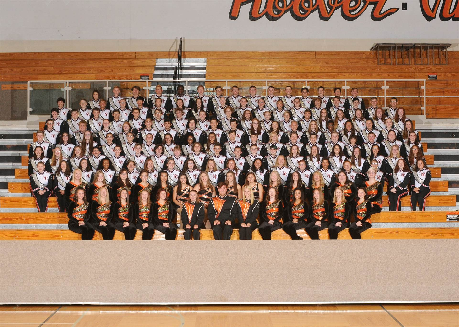 2017 Hoover Marching Band