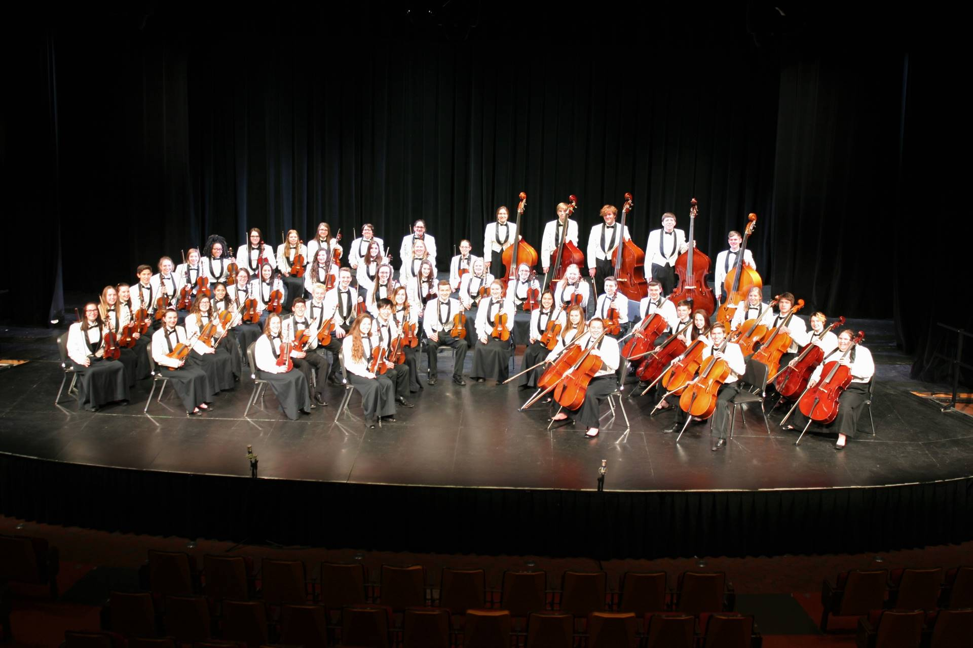 2017-2018 Hoover String Orchestra