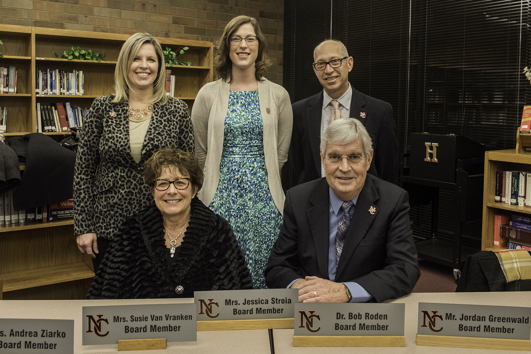 2018 Board of Education
