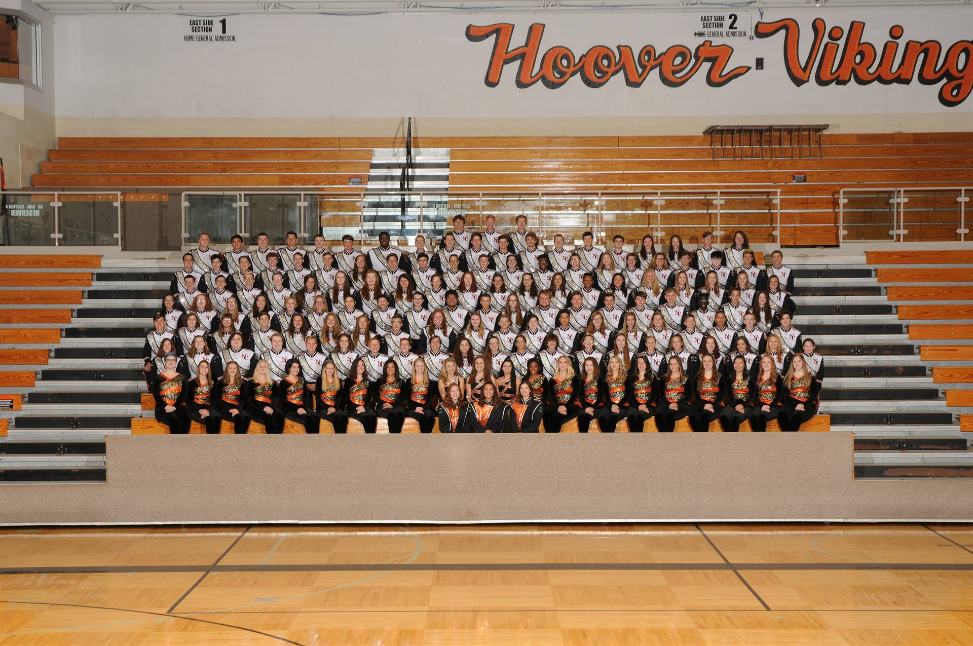 2019 Hoover Marching Band