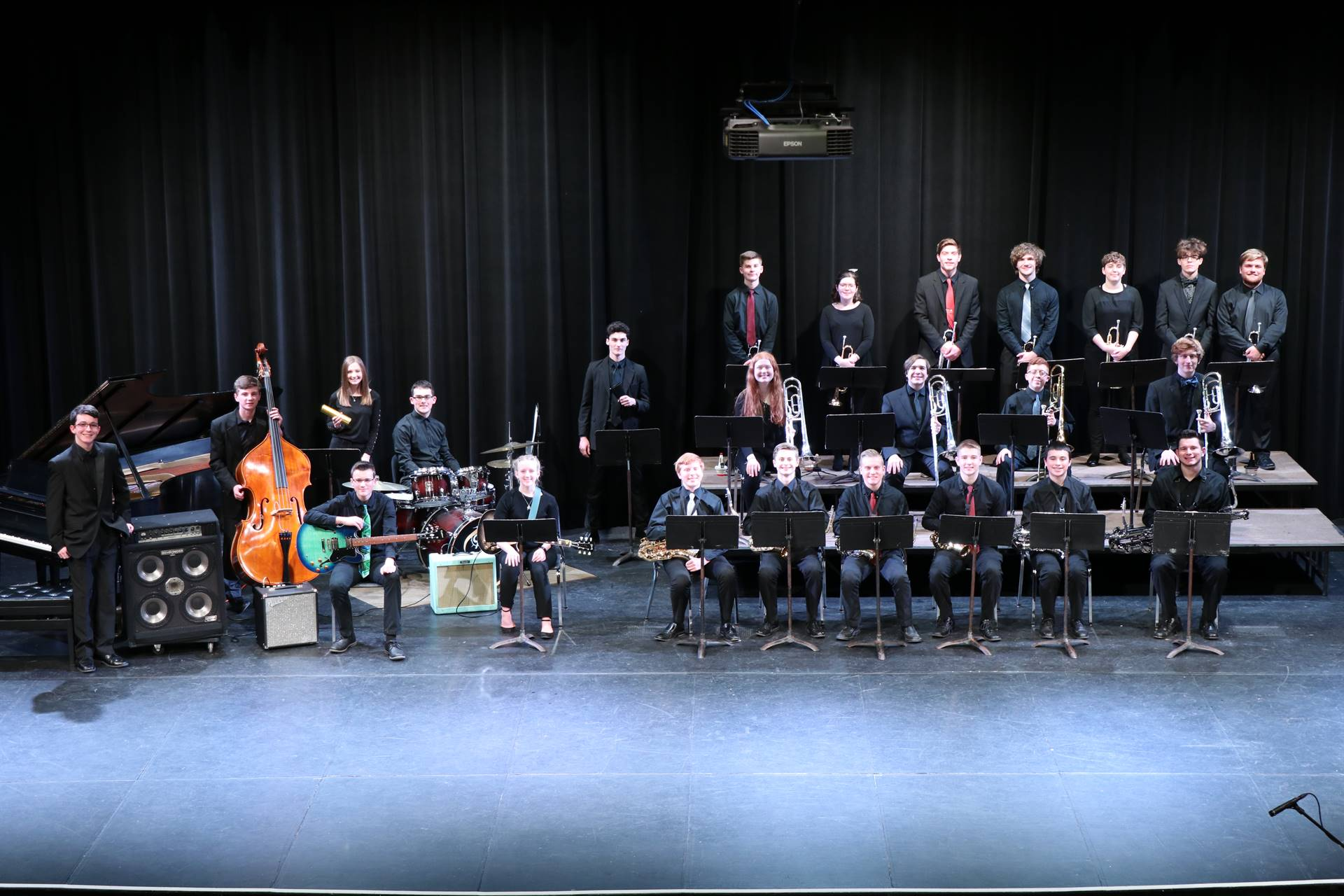 2019-2020 Hoover Jazz One