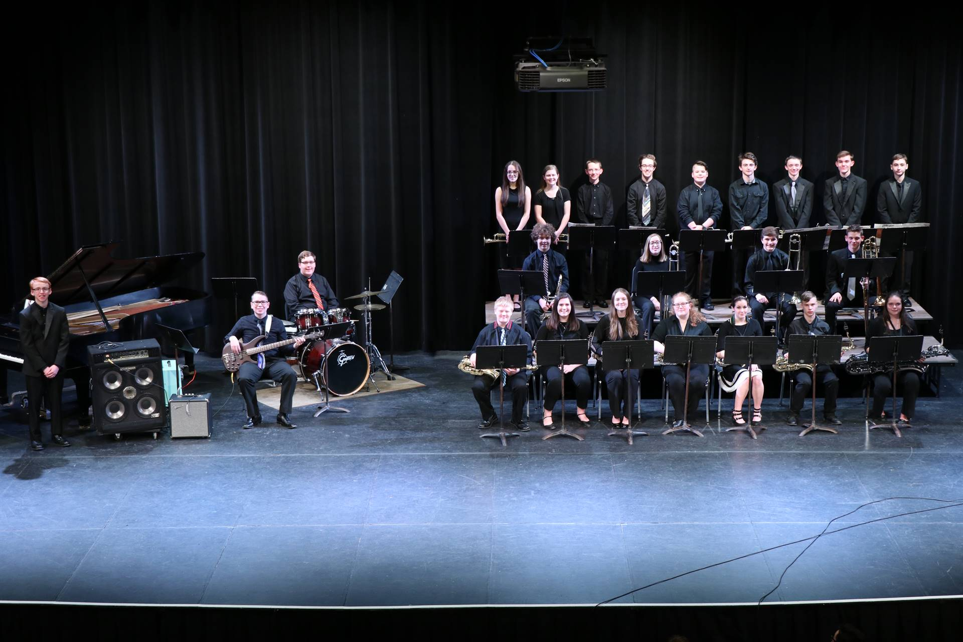 2019-2020 Hoover Jazz Two