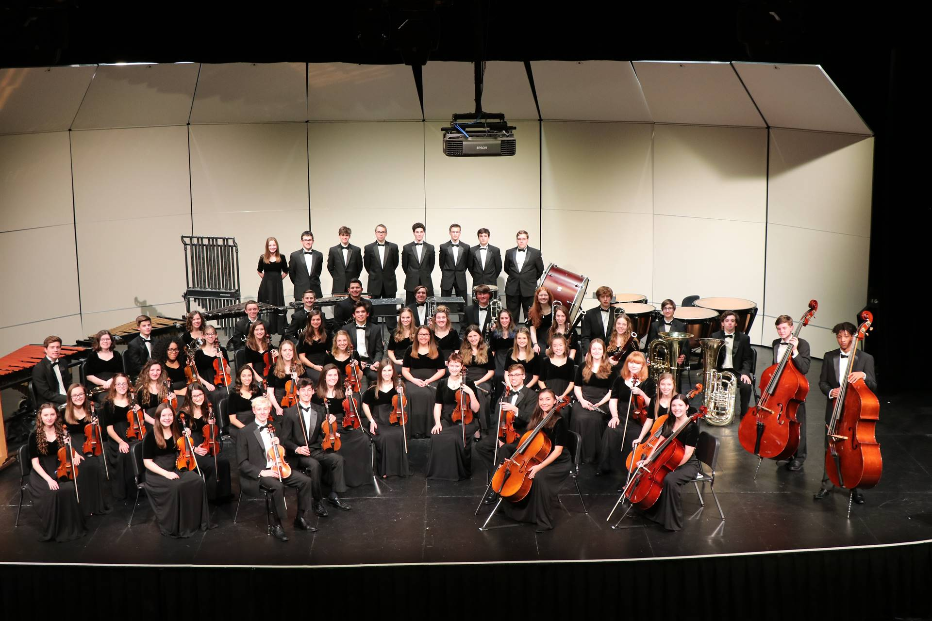 2019-2020 Hoover Full Orchestra
