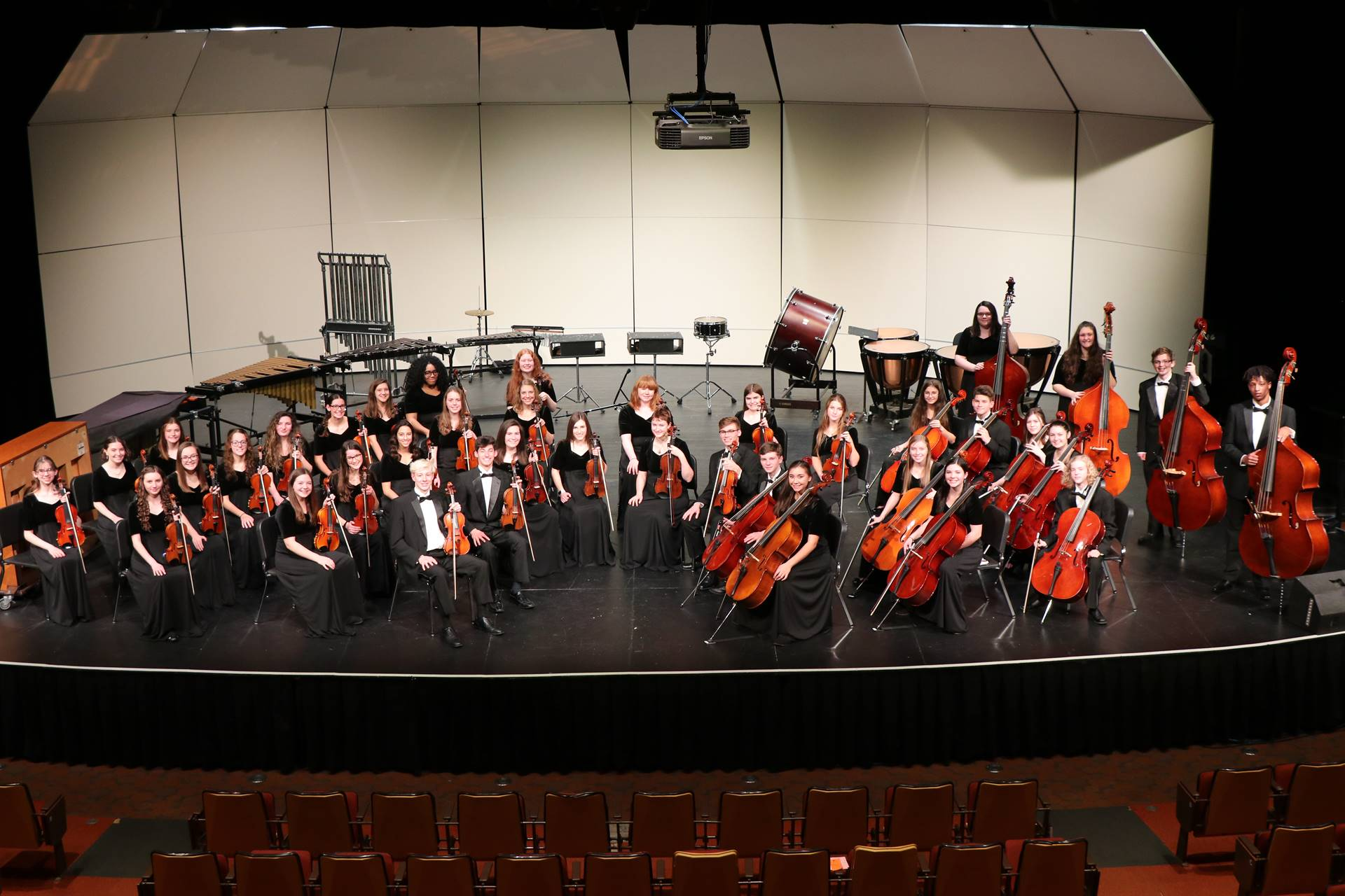 2019-2020 Hoover String Orchestra