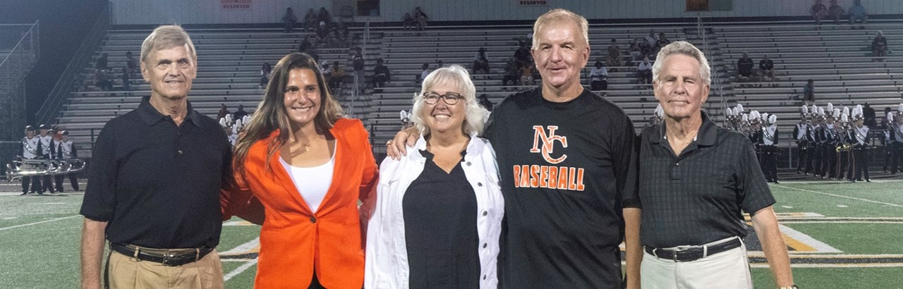 five inductees to athletic hall of fame